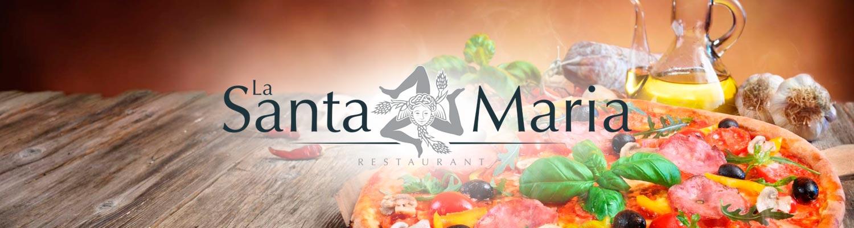 La Santa Maria Restaurant Valence Pizzas Italienne